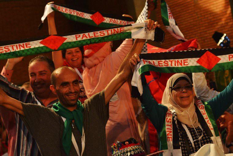 Movimento Camponês na Palestina: um avanço chave para a defesa da justiça social