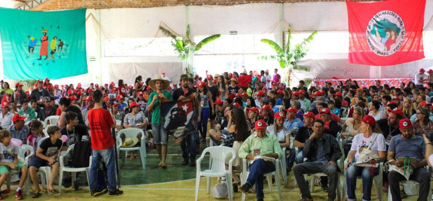 MST abre encontro estadual e aponta Reforma Agrária Popular para superar crises no país