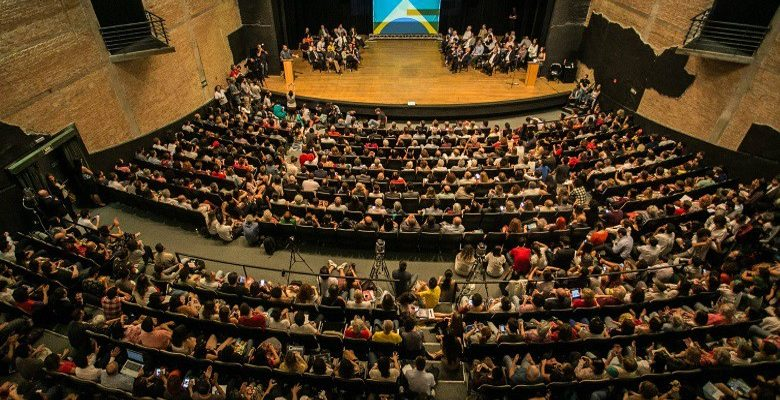 'Estado de exceção' criado por Moro incendeia debate sobre democracia no Tuca