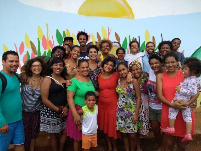 Escola Luana Carvalho recebe estágio de vivência interdisciplinar