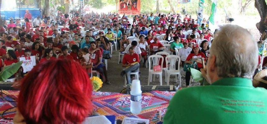 Trabalhadores participam do 30° encontro estadual no Ceará