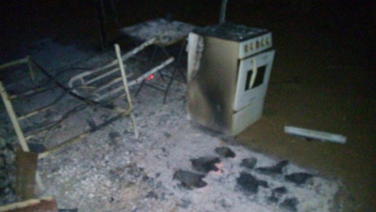 Famílias Sem Terra são feitas reféns e têm casas incendiados por pistoleiros