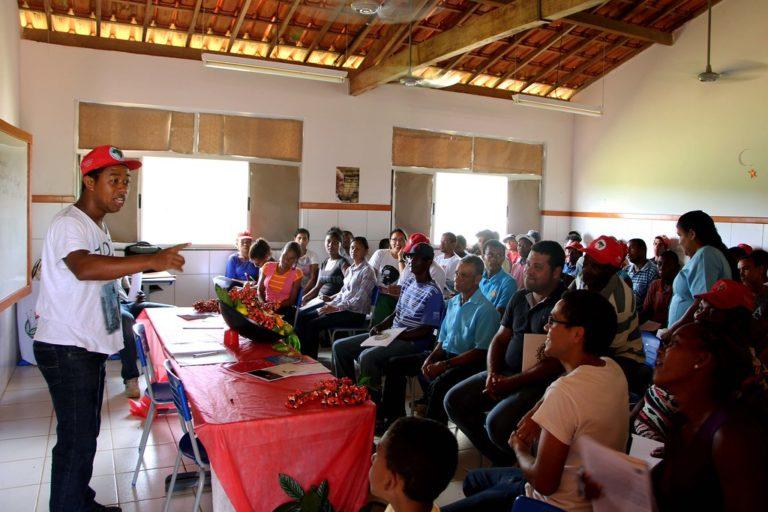 Sem Terra realizam seminário no baixo sul baiano