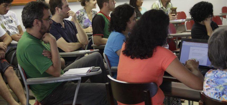 Educandos participam de formação de pós-graduação na ENFF