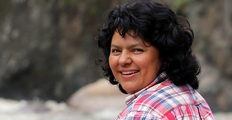 Em nota, MST denuncia e condena o assassinato de Berta Cáceres