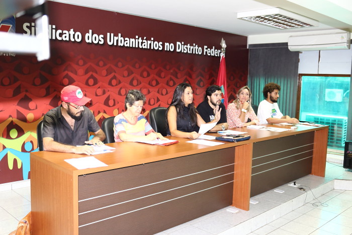 Frente Brasil Popular do DF promete enraizamento local no combate ao retrocesso