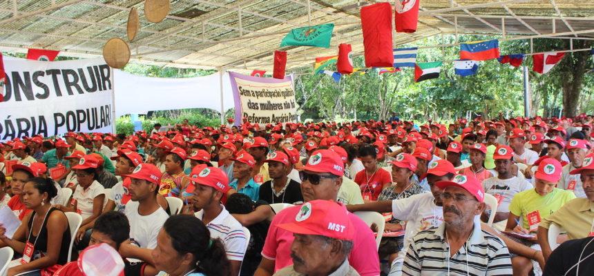 Sem Terra realizam 24º Encontro Estadual em Alagoas