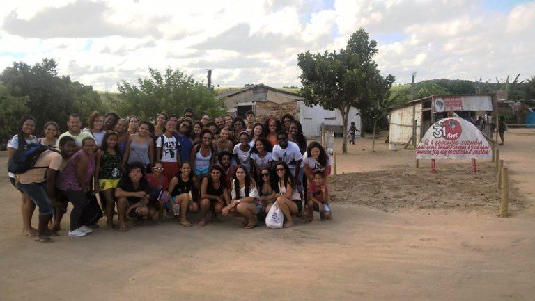 Estudantes em Saúde participam de vivência nas áreas de Reforma Agrária