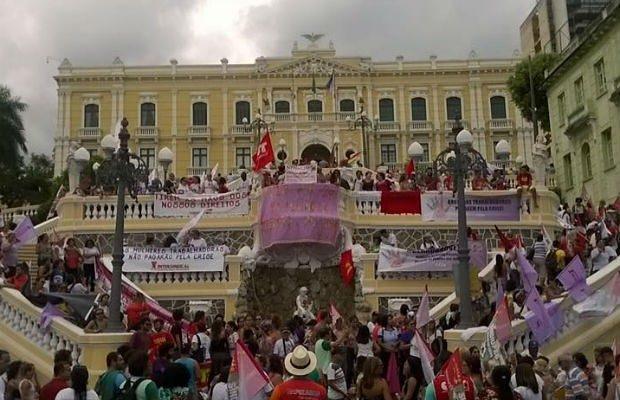 Movimentos sociais denunciam Governo capixaba por negligenciar os direitos do povo