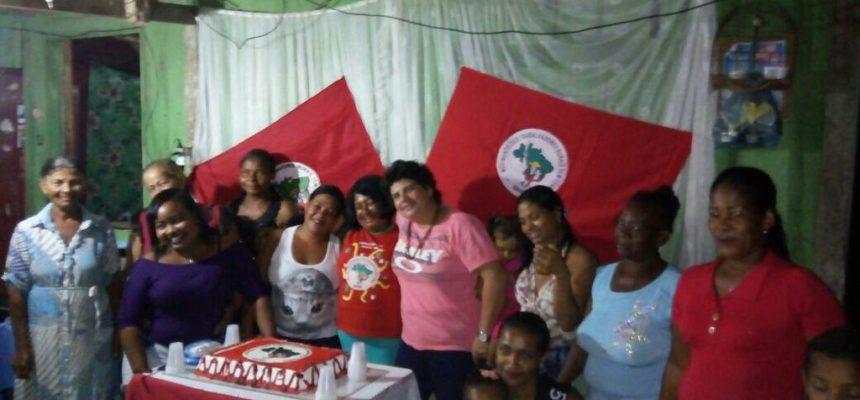 Assentamento Adão Preto comemora nove anos de luta e resistência no Extremo Sul da Bahia
