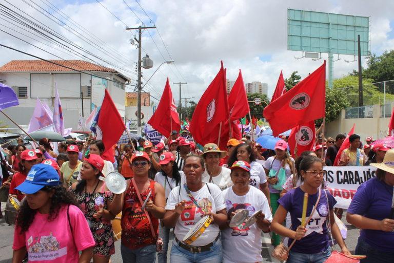 Trabalhadoras rurais ocupam a Secretaria de Agricultura de Alagoas
