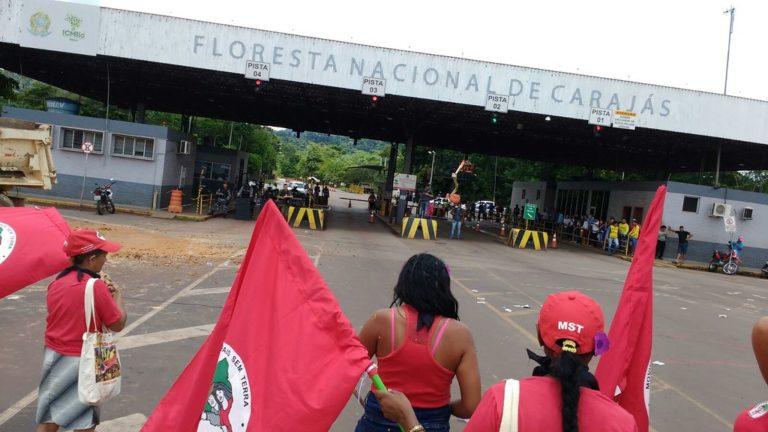Mulheres Sem Terra iniciam jornada de lutas no Pará