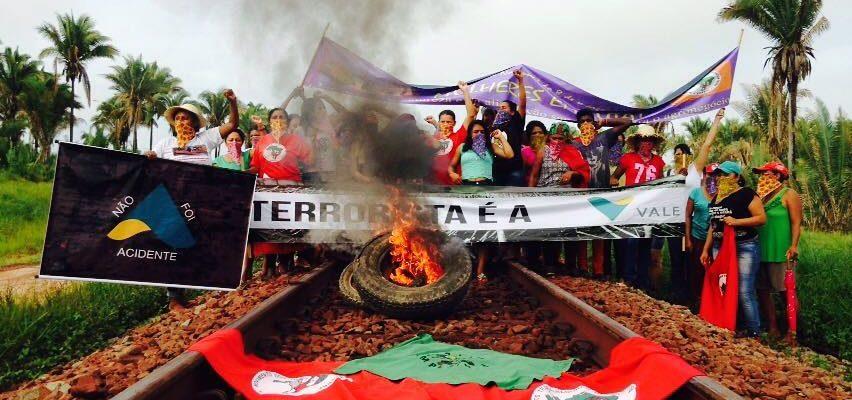 Vale é denunciada por impactos sociais e ambientais em várias regiões do país