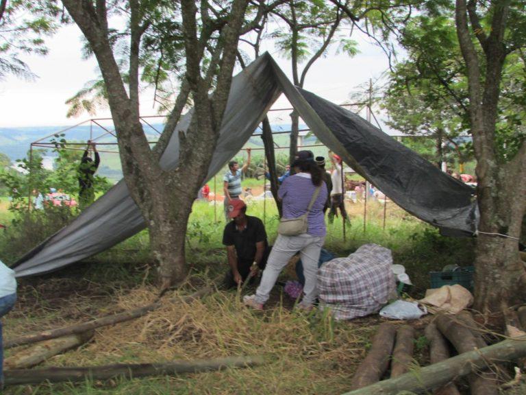 MST ocupa mais duas áreas griladas pela empresa Araupel