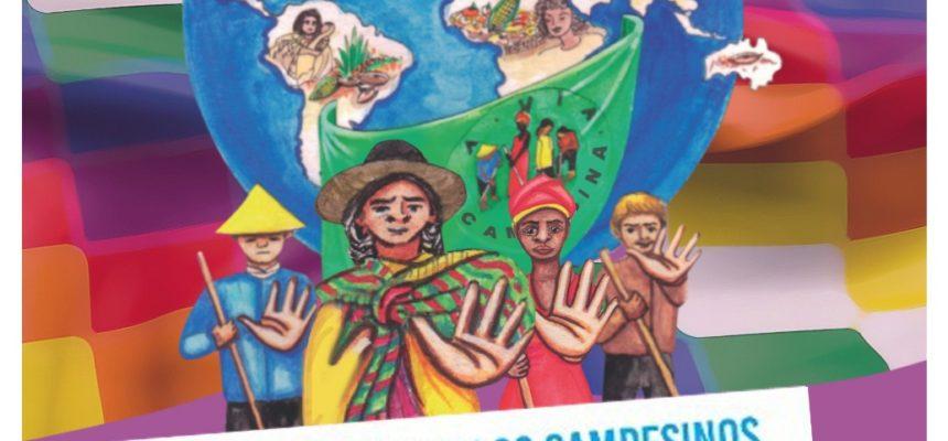 Via Campesina convoca para a Jornada Mundial de Luta pelo Fim da Violência contra as Mulheres