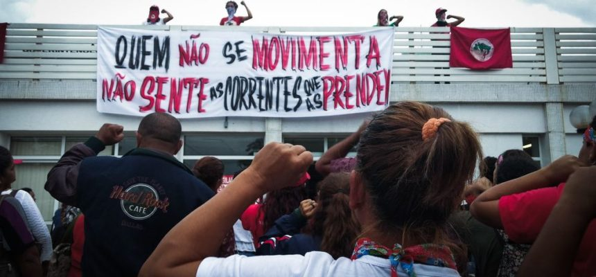 Mulheres Sem Terra ocupam Superintendência do Incra em Brasília
