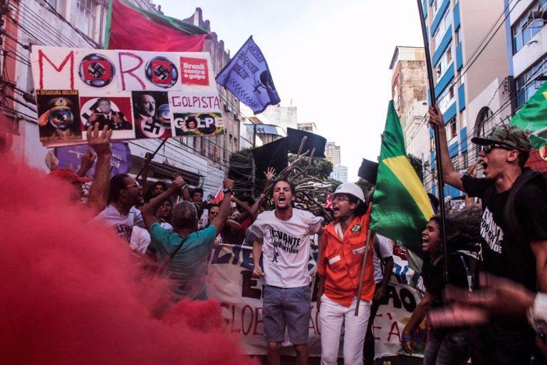 afirma Frente Brasil Popular