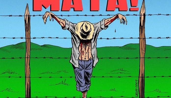 Em Rondônia, acampamento do MST é sitiado por pistoleiros