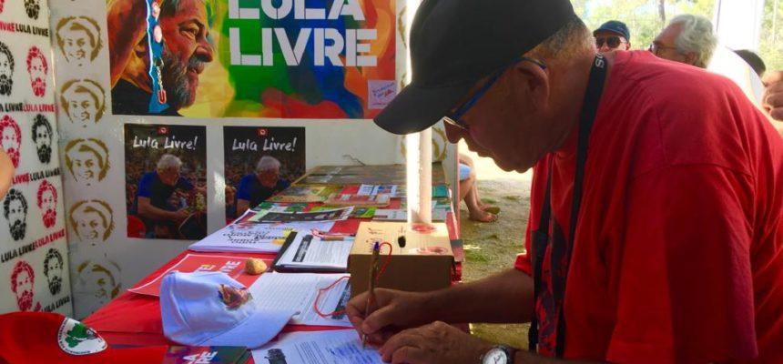 Brasil se prepara para o 7° Mutirão Lula Livre agora pela anulação dos processos