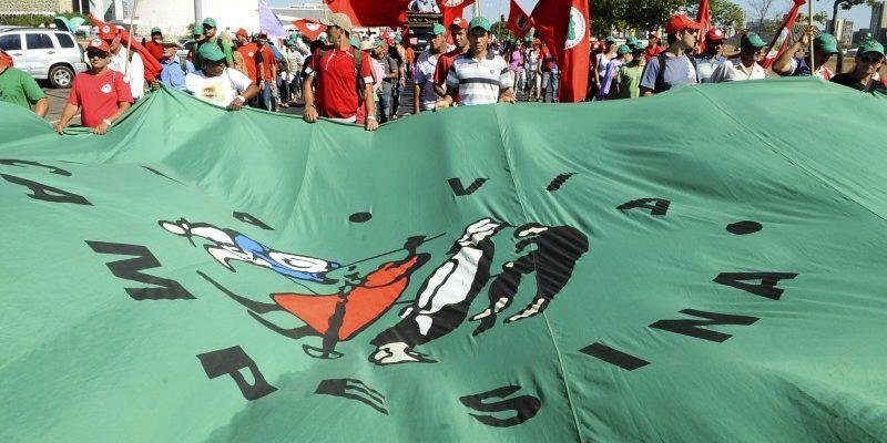 Via Campesina realiza Conferência Internacional sobre Reforma Agrária no Brasil