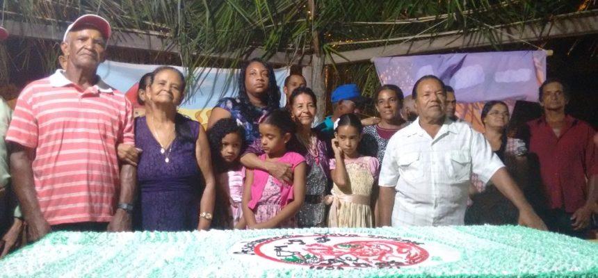 Assentados comemoram 30 anos de lutas e conquistas