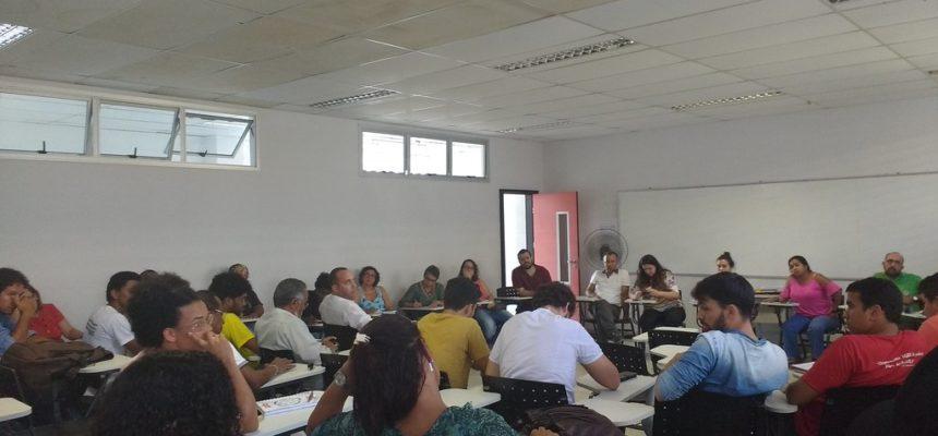Na UFRB, Movimentos apontam a formação política como estratégia de luta