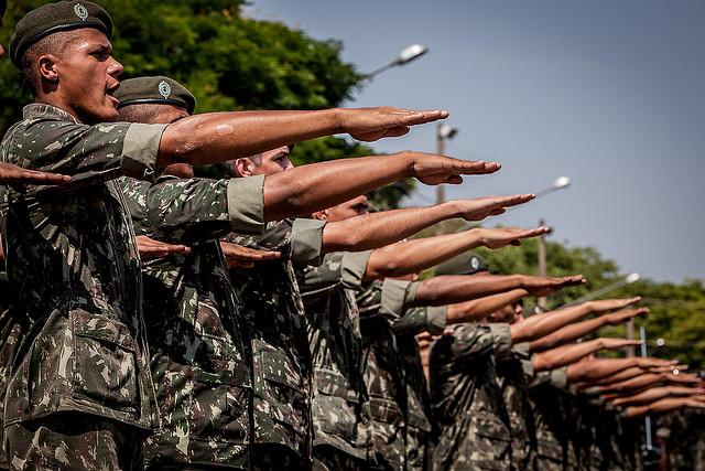 Ruralistas propõe a Temer uso do Exército em casos de conflito agrário