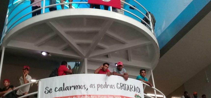 No Pará campo e cidade se unem em ocupação da prefeitura