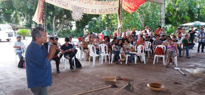No Pará, I Jornada Universitária debate a Reforma Agrária na Amazônia