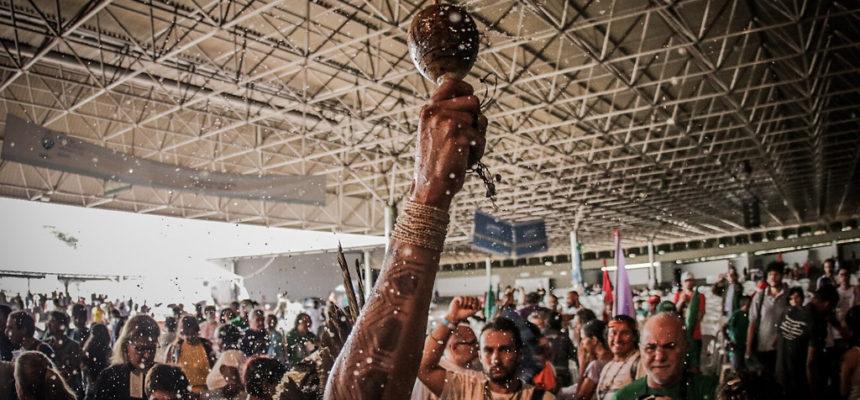 A água é do povo, não mercadoria; reafirma declaração do FAMA 2018