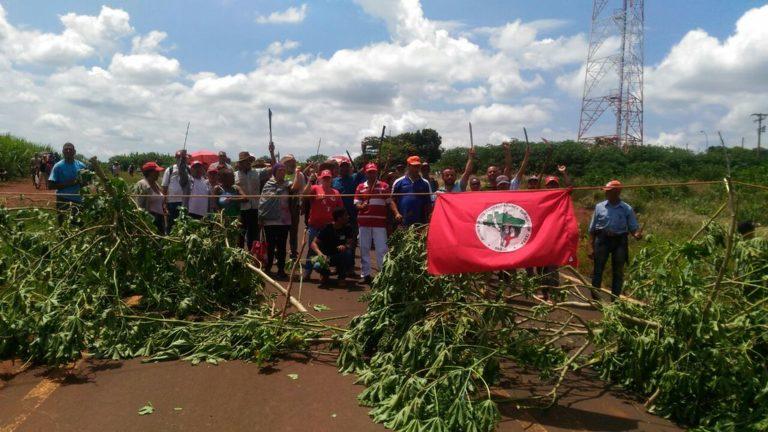 MST conquista fazenda do agronegócio na região de Ribeirão Preto