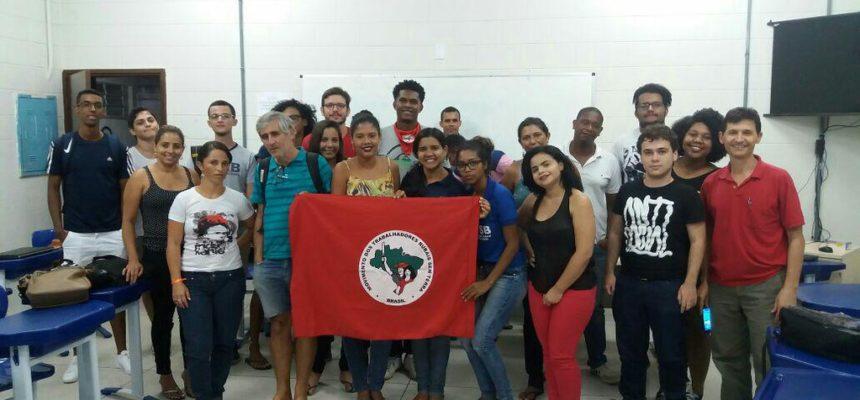 Feiras agroecológicas é tema de debate na UFSB em Teixeira de Freitas