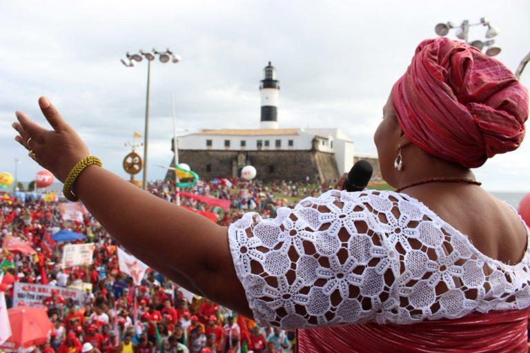 trabalhadores pedem justiça ao massacre de Eldorado dos Carajás