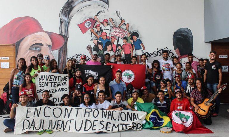Curso de Férias reúne Juventude Sem Terra em Alagoas