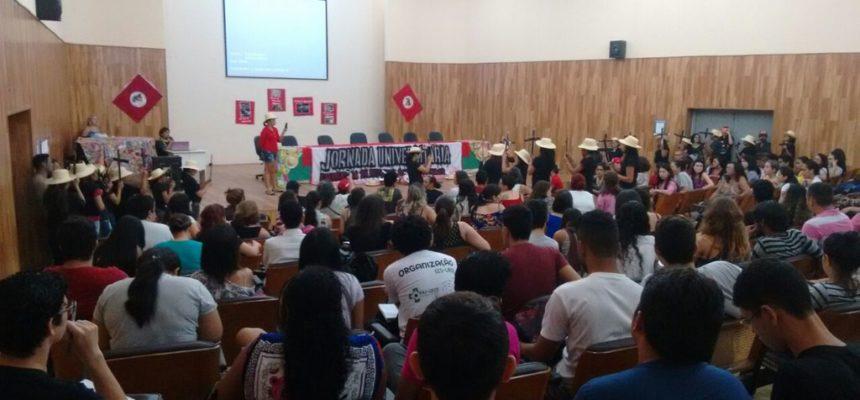 Ceará recebe III Jornada Universitária em Defesa da Reforma Agrária