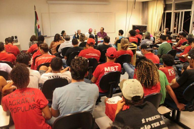 Jornada na Universidade de Brasília relembra o massacre de Eldorado dos Carajás