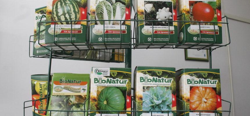 Bionatur lança campanha promocional de sementes agroecológicas