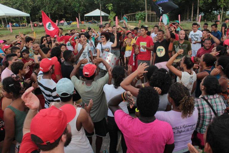 MST promove a 11ª edição do Acampamento Nacional de Juventude