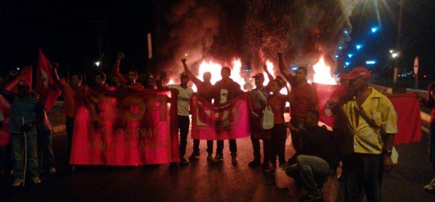 A Bahia parou pela democracia
