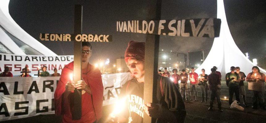 Advogados pedem investigação dos assassinatos de trabalhadores no Paraná