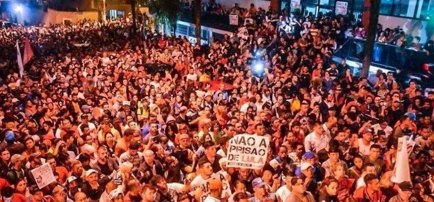Contra o estado de exceção, liberdade para Lula