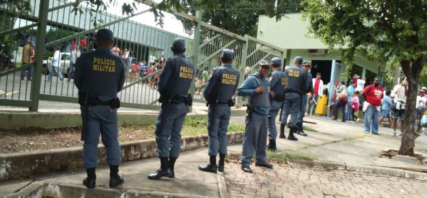 MST lança nota para denunciar truculência na sede do Governo de Mato Grosso