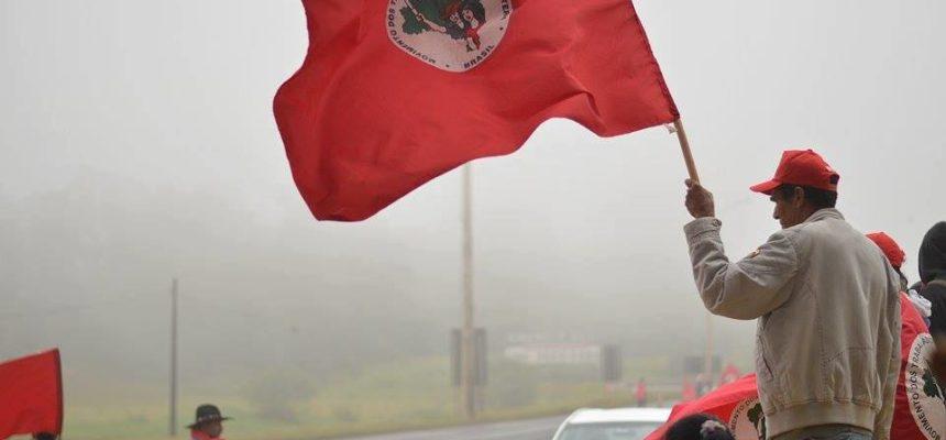 MST intensifica mobilizações no Paraná