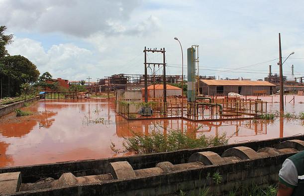 Comprovado vazamento de rejeitos de mineradora estrangeira em Barcarena (PA)