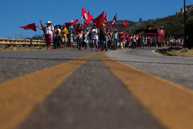 Marcha faz de Minas Gerais território de resistência democrática