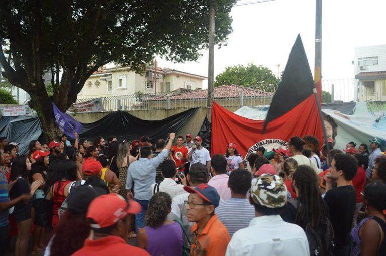 Jornada Potiguar de Luta pela Reforma Agrária reúne centenas de pessoas no RN