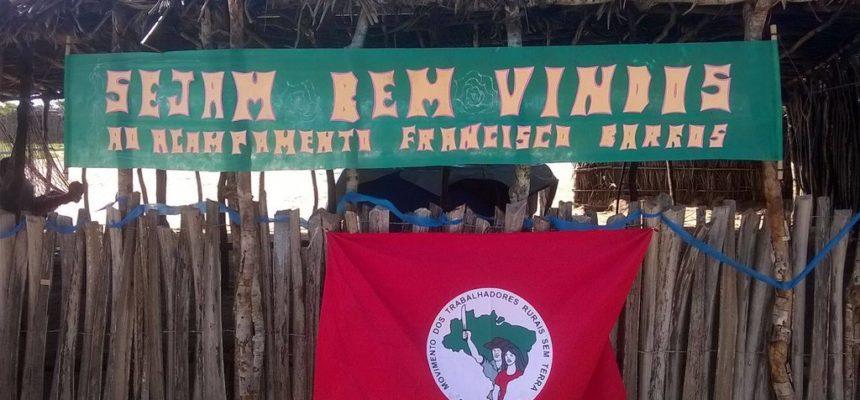Acampamento Francisco Araújo Barros, no Ceará, completa dois anos com festa e promessa de luta