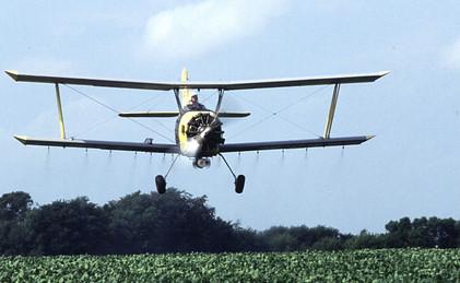 Ceará pode proibir pulverização de agrotóxicos por aviões