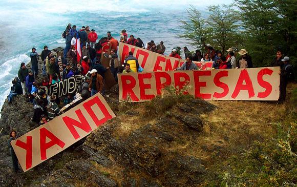 América está gritando – A luta pela água na América Latina