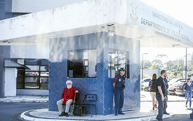 Boff a Lula: 'Estive preso e me impediram de visitar-te'